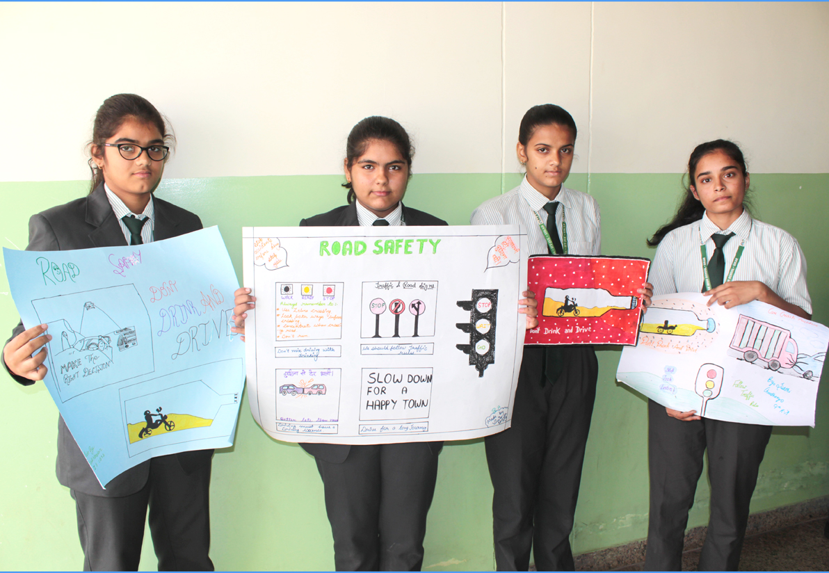 Poster Making Competition Matrix High School