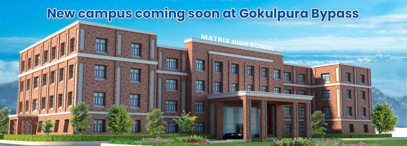 New School in Sikar